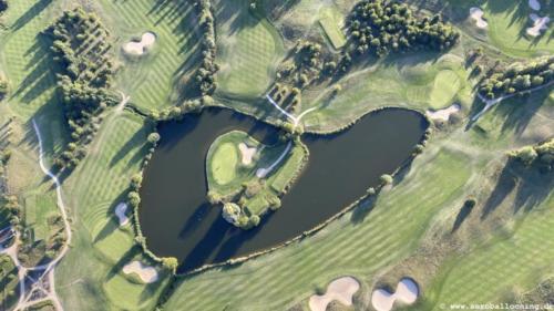 Partie Golf gefällig?